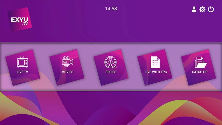 exyu tv iphone aplikacija